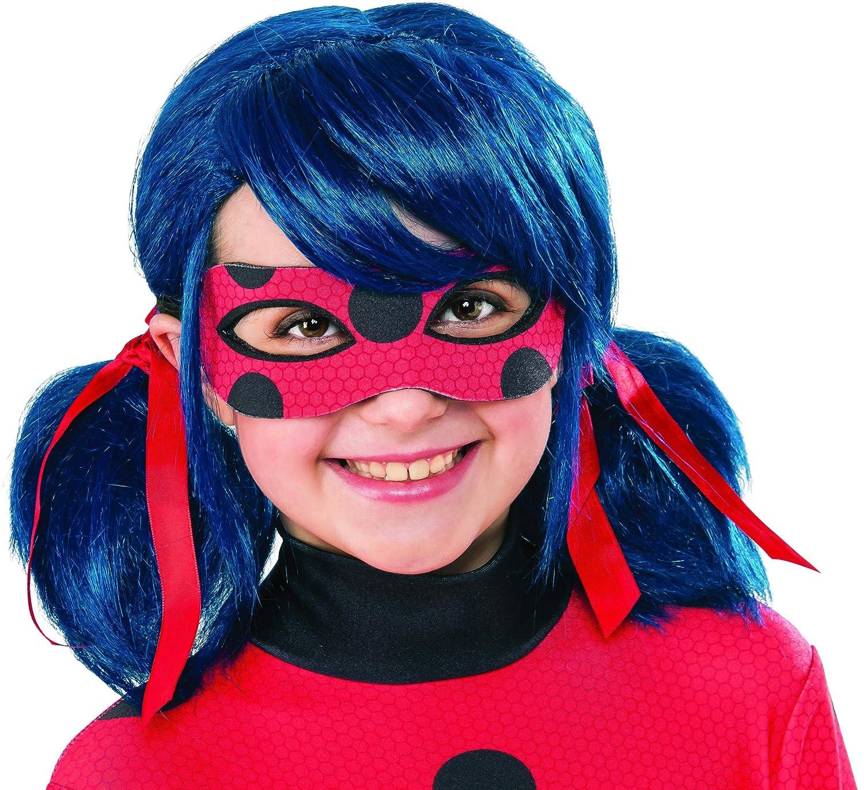 Miraculous - i-620794 m - Disfraz clásico Ladybug Miraculous - Disfraz + máscara - talla M: Amazon.es: Juguetes y juegos