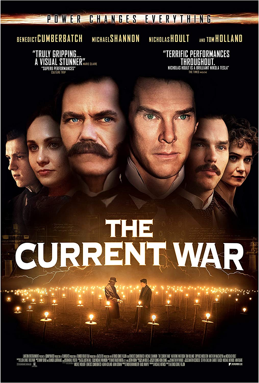 Image result for the current war poster