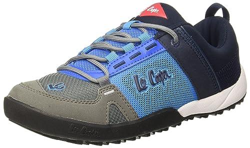 Buy Lee Cooper Men's Blue Running Shoes