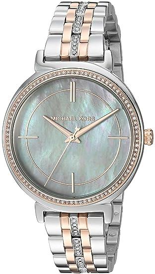 f0acbee711 Orologio Da Donna - MICHAEL KORS MK3642: Michael Kors: Amazon.it ...