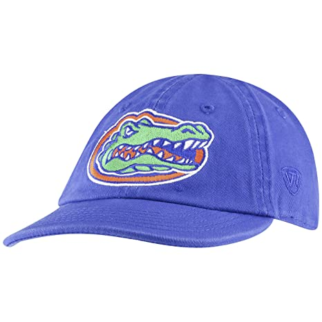huge selection of 00606 9fd42 Image Unavailable. Image not available for. Color  NCAA Florida Gators  Infant Toddler Relaxed Fit Hat ...