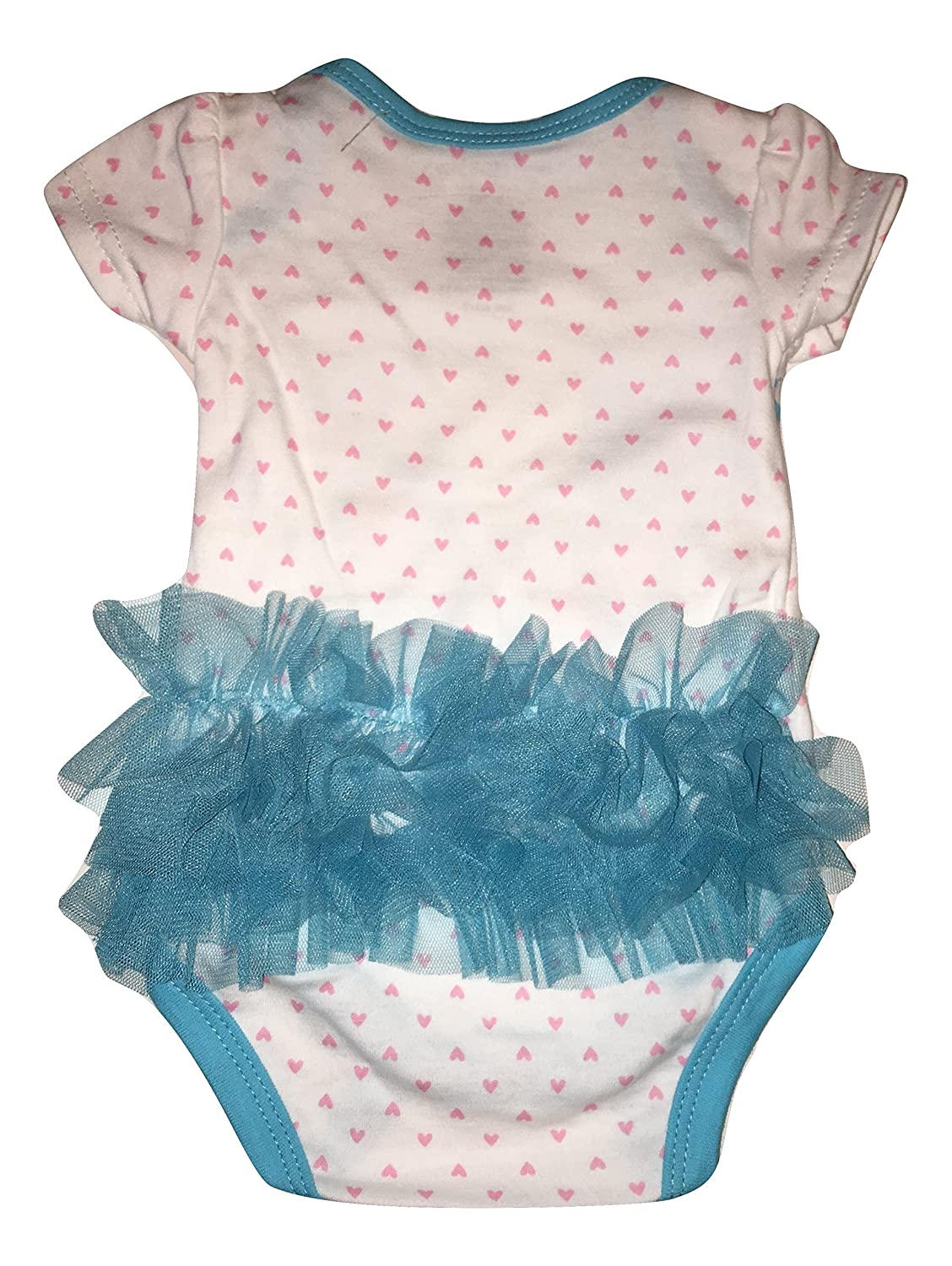d2a4c8c9c Amazon.com: Buster Brown Baby Girls Ballerina 3 Piece set - Creeper, Hat  and Socks: Clothing