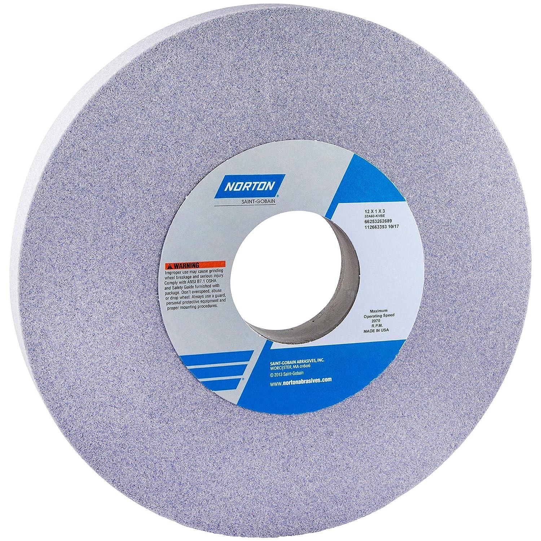 Norton 66253262572 Surface Grinding Wheels Size 12 x 1 x 3