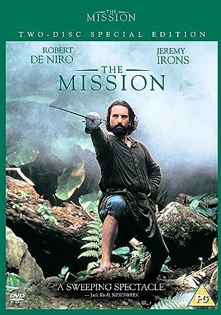Misja / The Mission (1986) PL.DVDRip.XviD-NN / Lektor PL