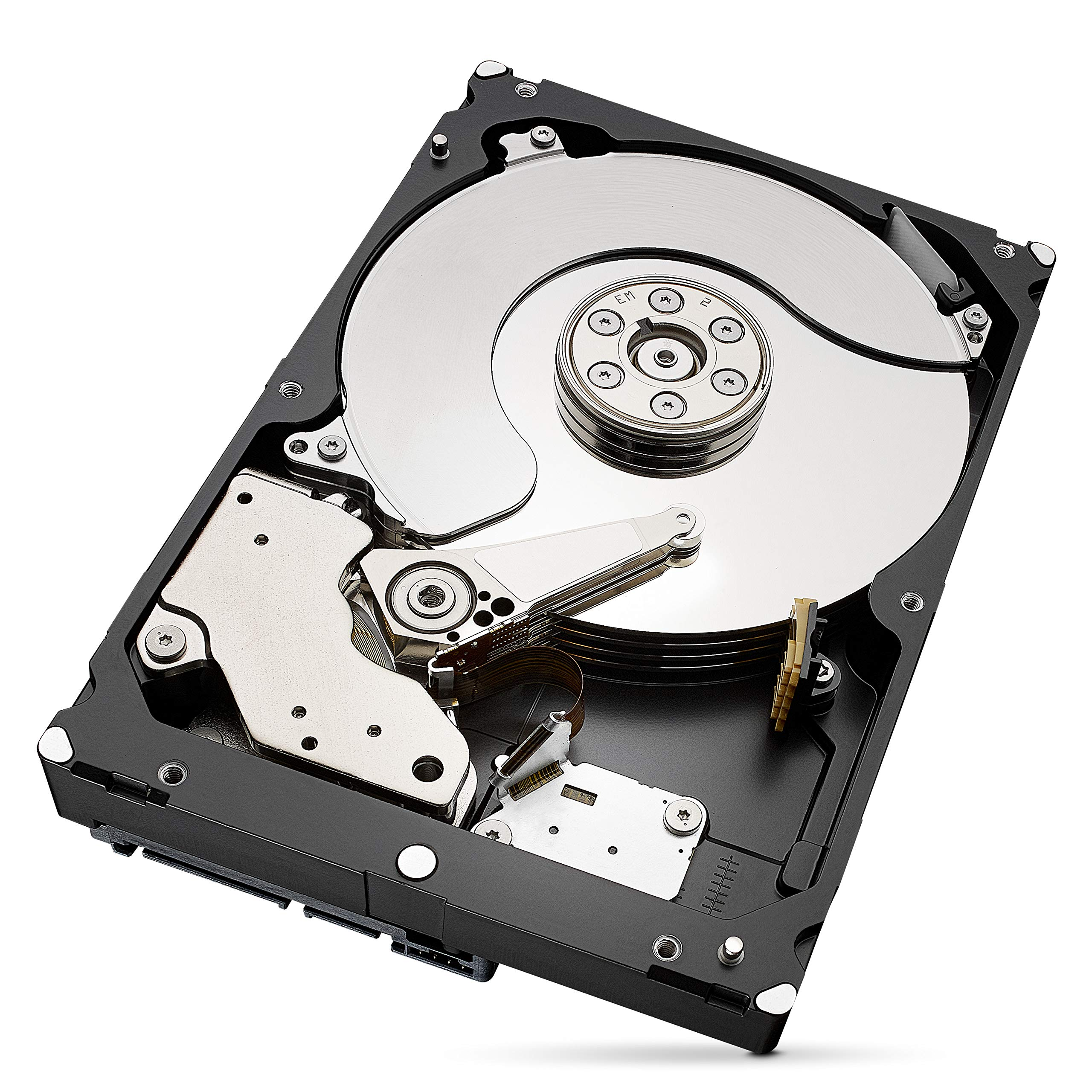 Seagate Ironwolf 6 TB NAS RAID Internal Hard Drive - 7,200 RPM SATA 6 Gb/s 3.5-inch - Frustration Free Packaging  (ST6000VN0033) by Seagate (Image #2)