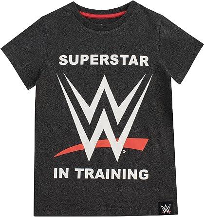 WWE Boys Logo T-Shirt