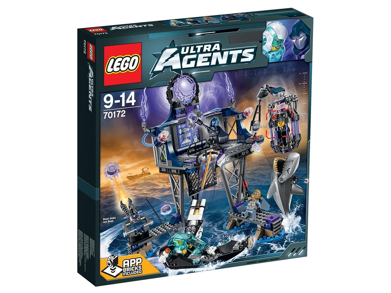 LEGO Ultra Agents 70172 - Antimatter's Portal-Versteck B00SDTY9YI Bau- & Konstruktionsspielzeug Fairer Preis   eine große Vielfalt