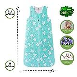 Baby Sleeping Bag - Organic Hemp Cotton - Wearable