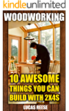 Woodworking: 10 Awesome Things You Can Build With 2x4s