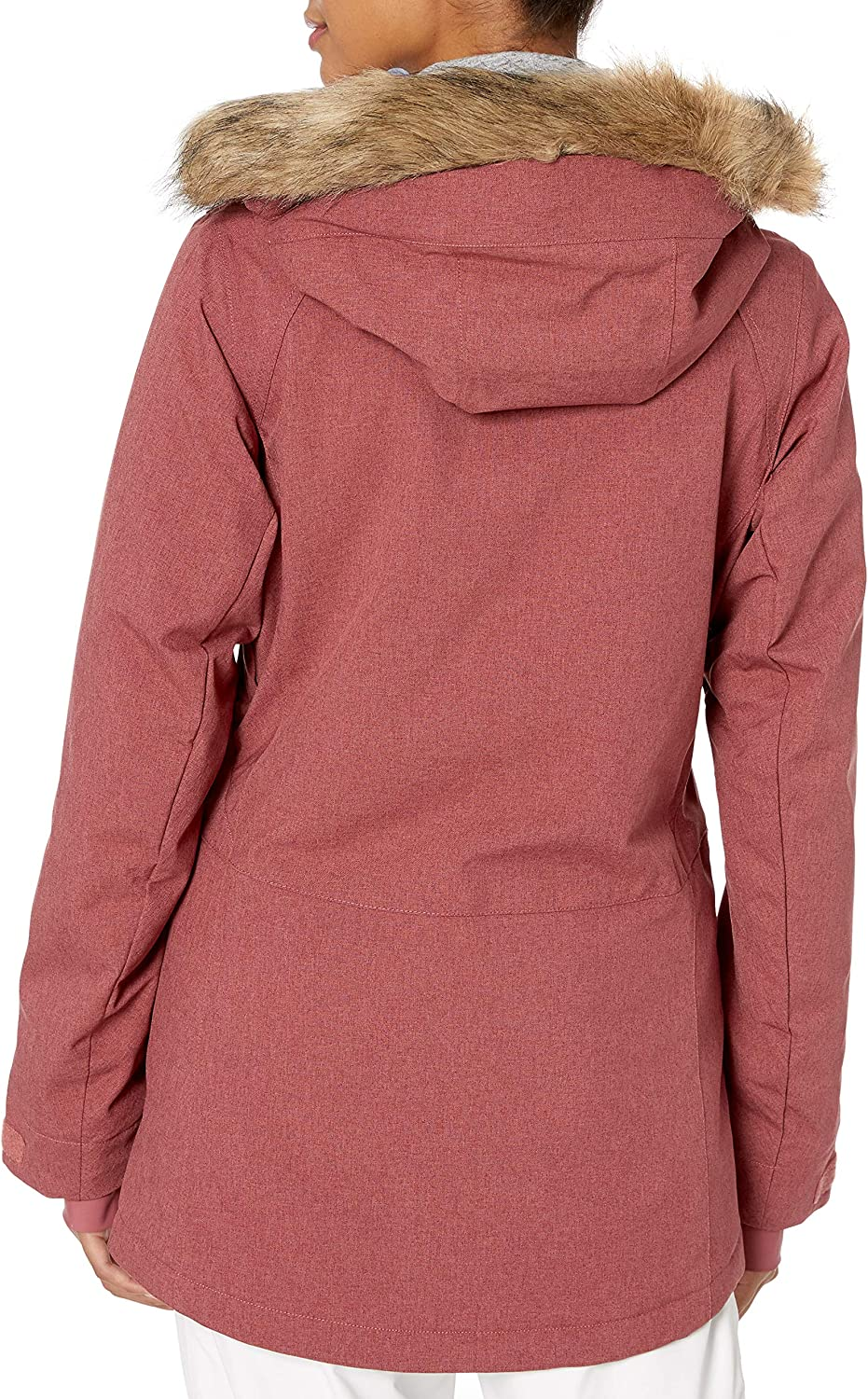 Billabong Womens Into The Forest Snowboard Jacket