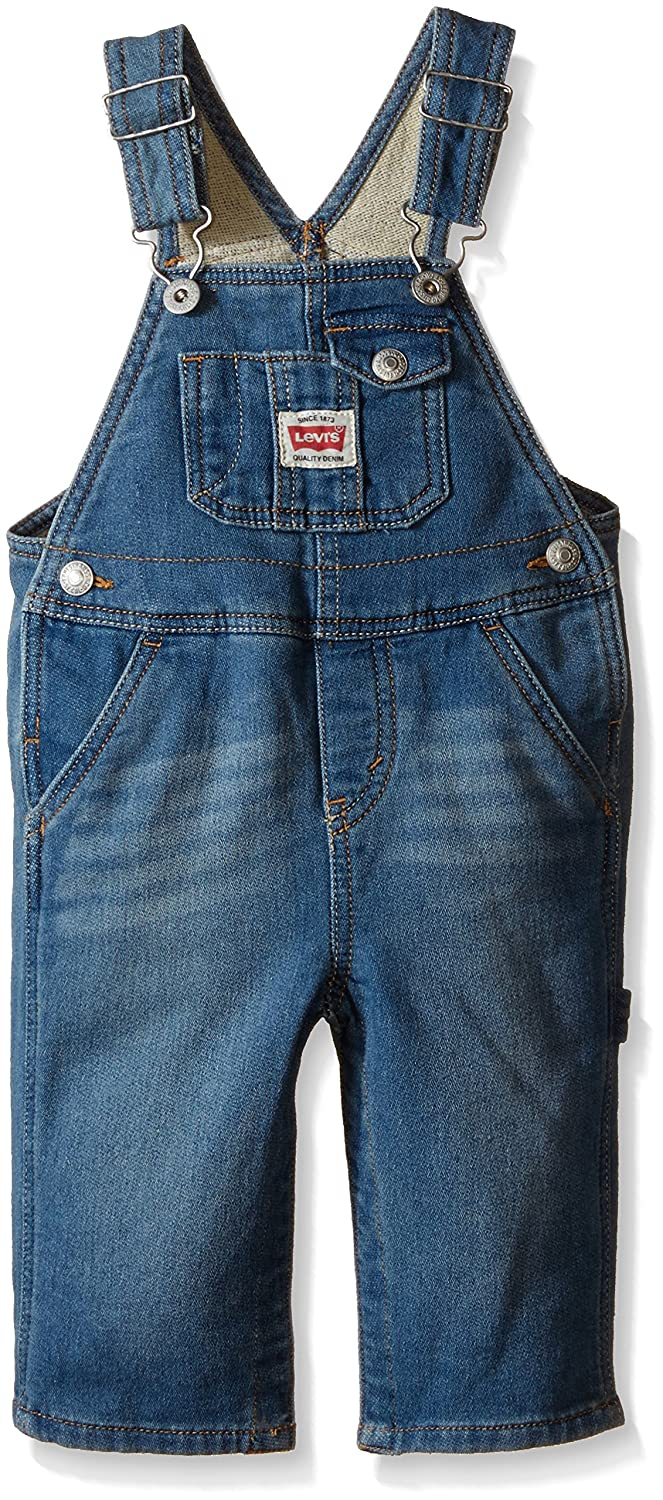 Levi's Baby Boy's Knit Overall with Snappy Tape 617750