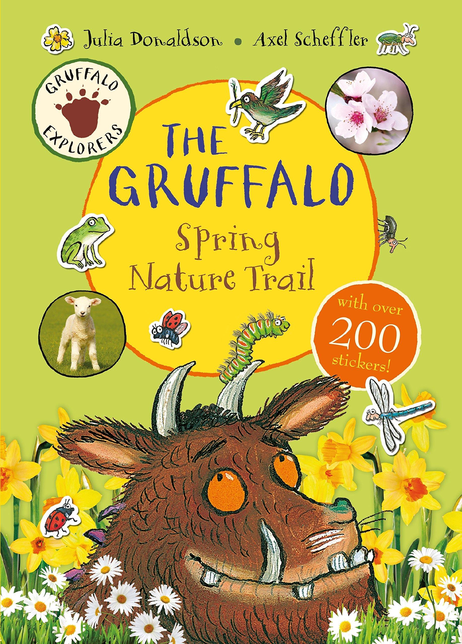 Gruffalo Explorers: The Gruffalo Spring Nature Trail: Amazon.es ...