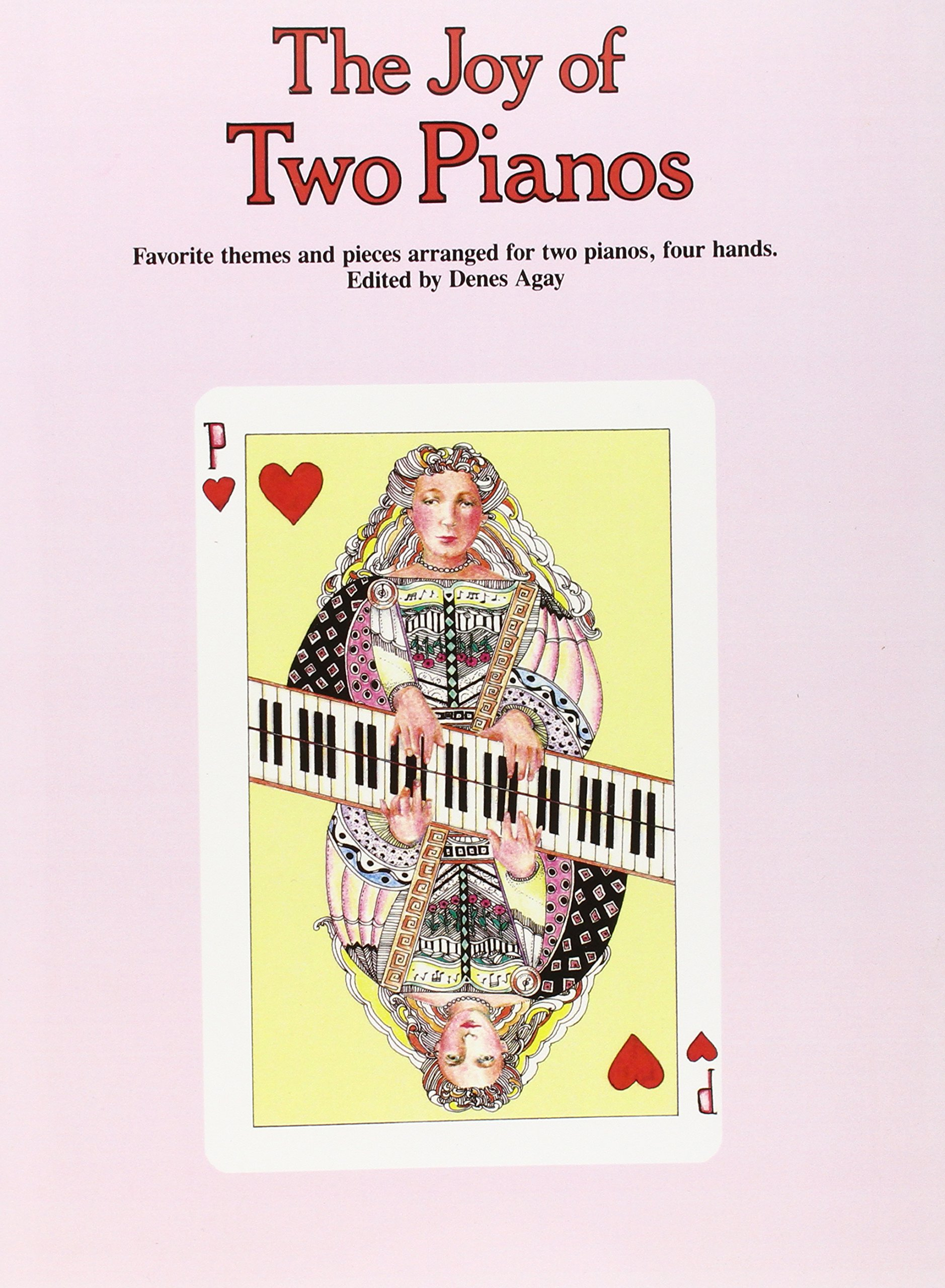 The Joy of Two Pianos (Piano Duets) ebook