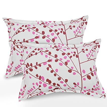 Buy Ahmedabad Cotton 40 Piece Cotton Pillow Cover Set 40 Inch X 407 Impressive 27 Inch Pillow Covers