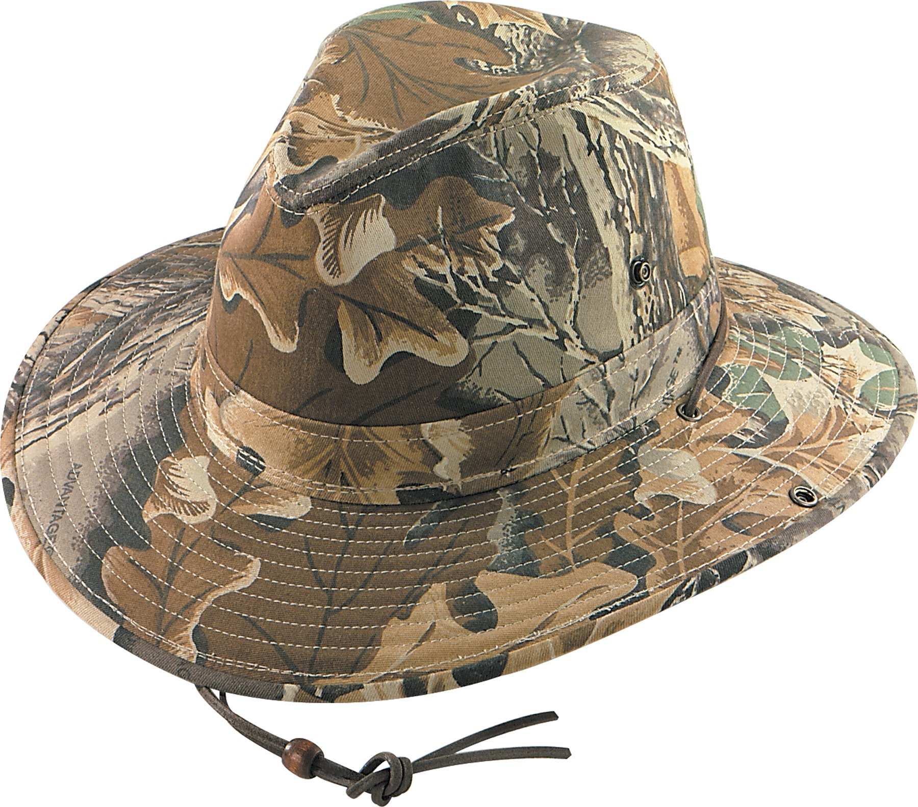 Henschel Men's Aussie Hunting Hat, Mossy Oak, Small by Henschel