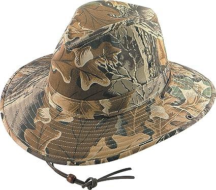Henschel para Hombre Australiano Gorro de Caza: Amazon.es: Ropa y accesorios