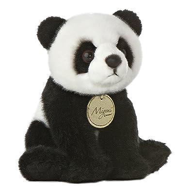 """Aurora World Miyoni Panda Bear Plush, 8"""": Toys & Games"""