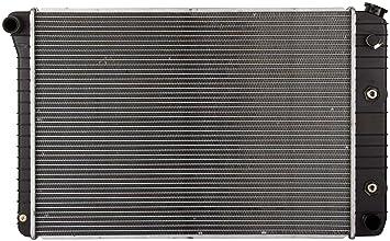 Amazon.com: Spectra Premium cu730 Complete Radiador para ...