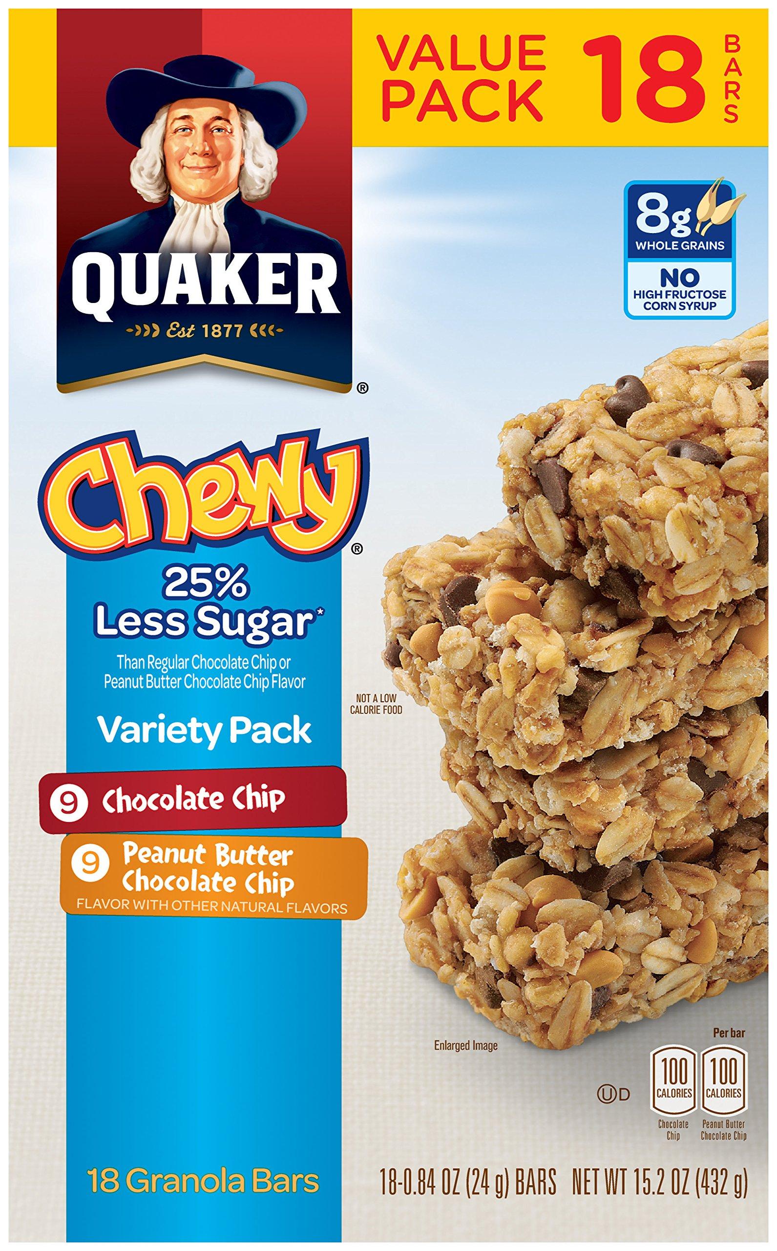 No sugar granola bars