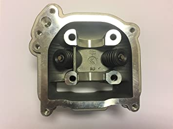HEAD with VALVES for GY6 49CC 50CC 139QMB CHINESE SCOOTER ATV GO KART