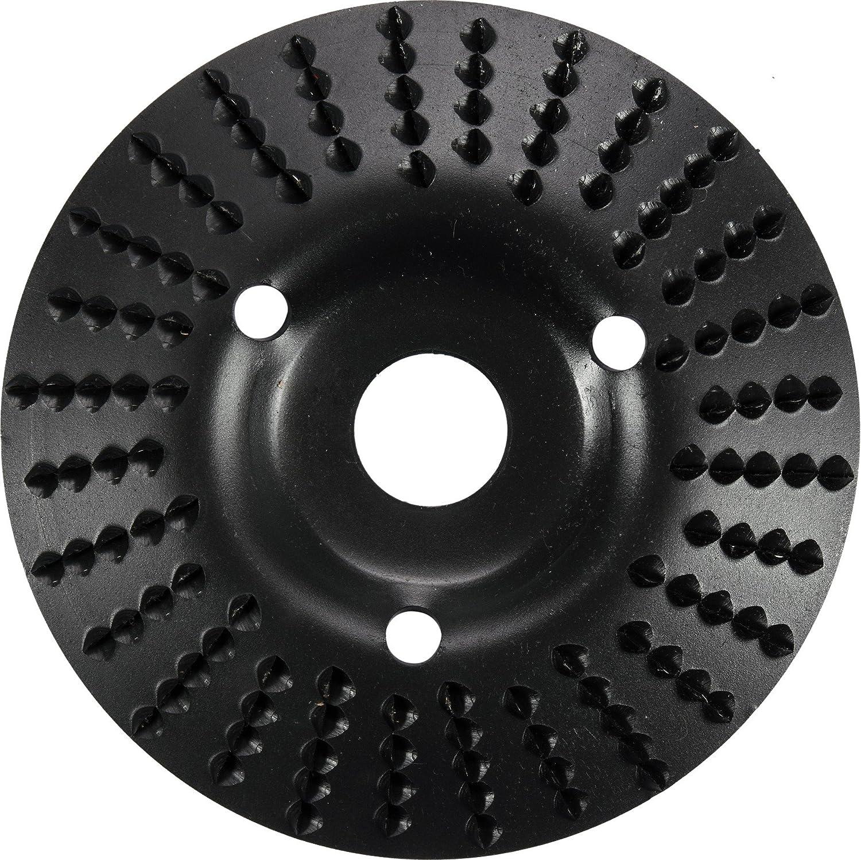 125 mm N/° 1 rainur/é disque abrasif bois Flex YATO Disque-r/âpe professionnel pour meuleuse dangle 115 mm 125 mm