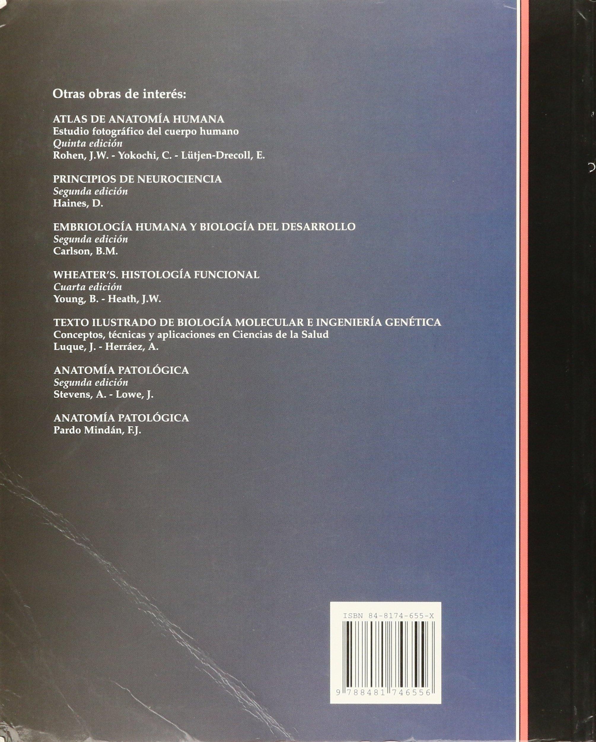 Embriologia Humana: William J. Larsen: Amazon.com.mx: Libros