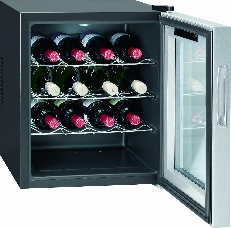 Bomann KSW 344 Weinkühlschrank Freistehend A 131 kWh Jahr