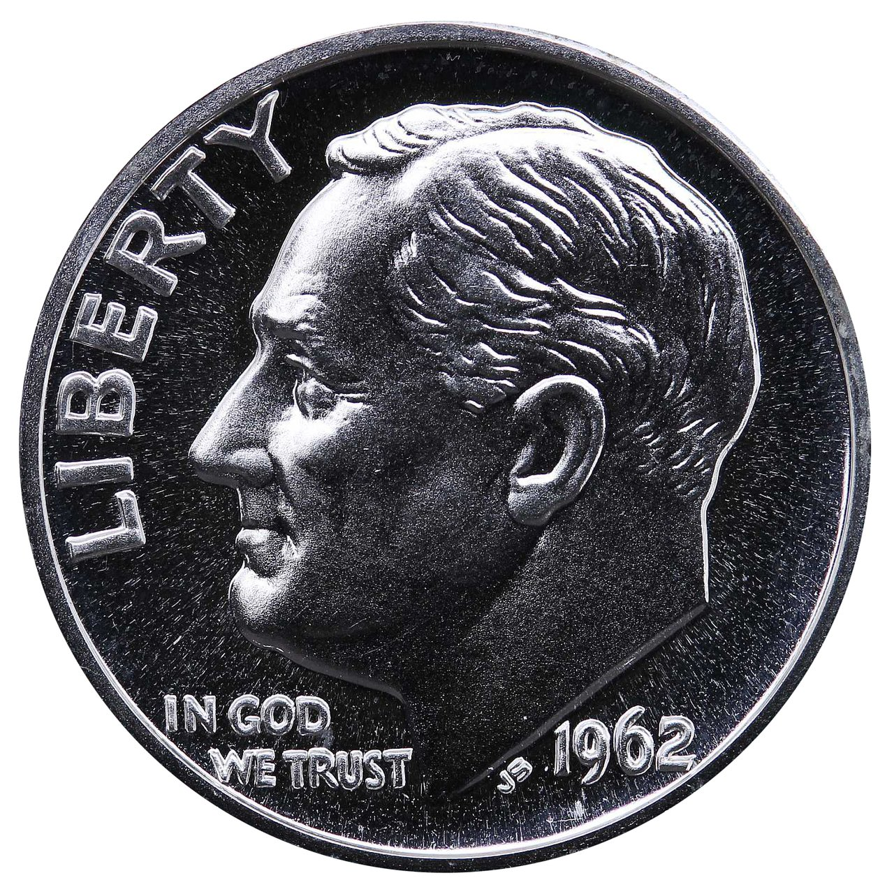 1962 Roosevelt Dime   Choice to Gem Uncirculated Low Shipping