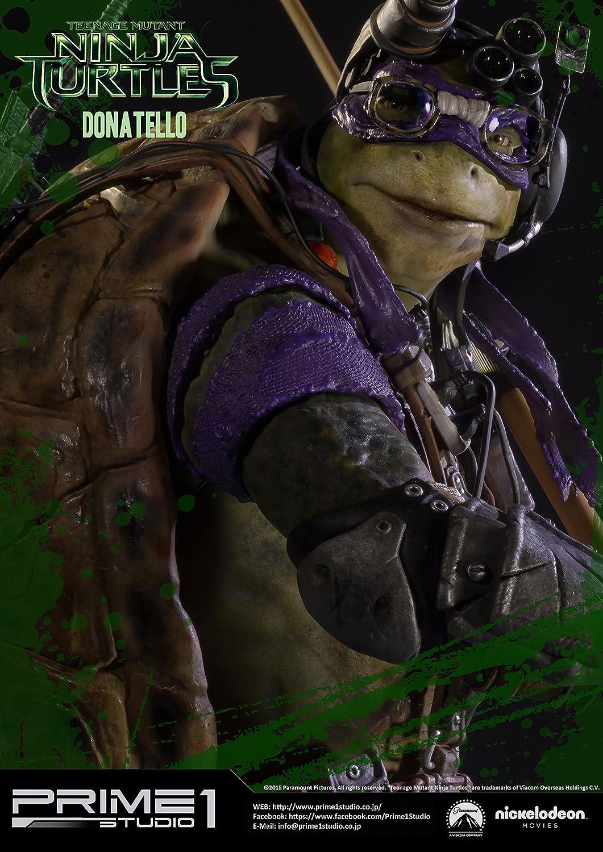 Prime 1 Studio Statue Sideshow Donatello Movie Teenage ...