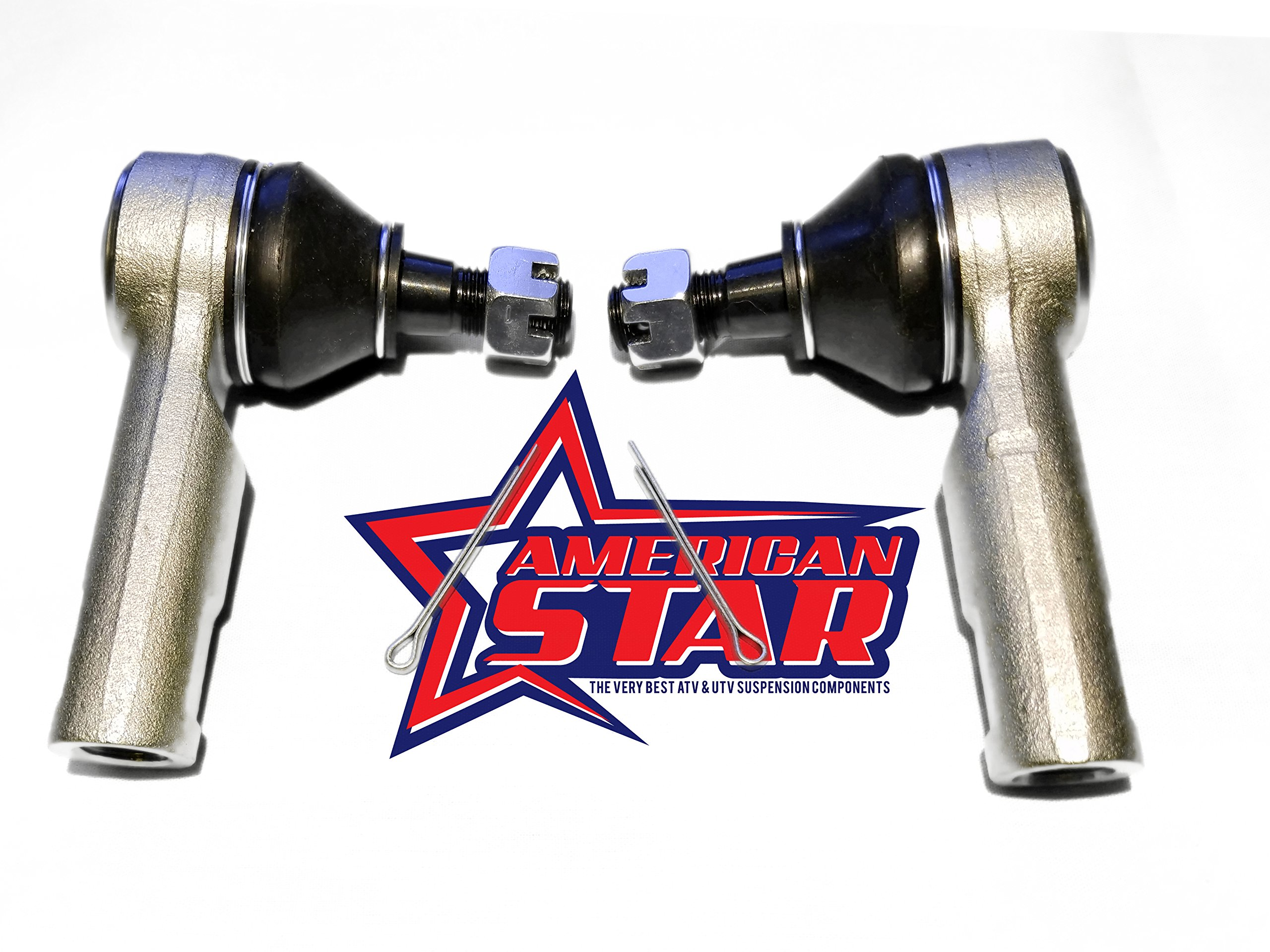 American Star 4130 Chromoly Outer Tie Rod Ends (2) for 2012-2018 Kawasaki Teryx 800 and Teryx 800 4 Seater - Replaces Kawasaki Part # 59266-0706 by Unknown (Image #1)