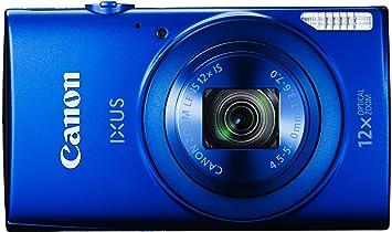 """Canon IXUS 170 - Cámara compacta de 20.5 MP (Pantalla de 2.7"""", Zoom"""