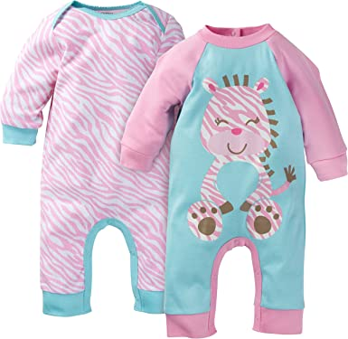 Toddler Baby Boy Girl Coverall I Love My Wife-1 Infant Long Sleeve Romper Jumpsuit