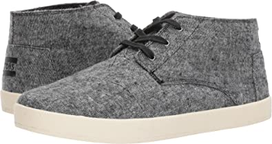 Toms Men's Paseo Mid Wool Sneaker, Size: 7 D(M) US,