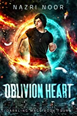 Oblivion Heart (Darkling Mage Book 4) Kindle Edition