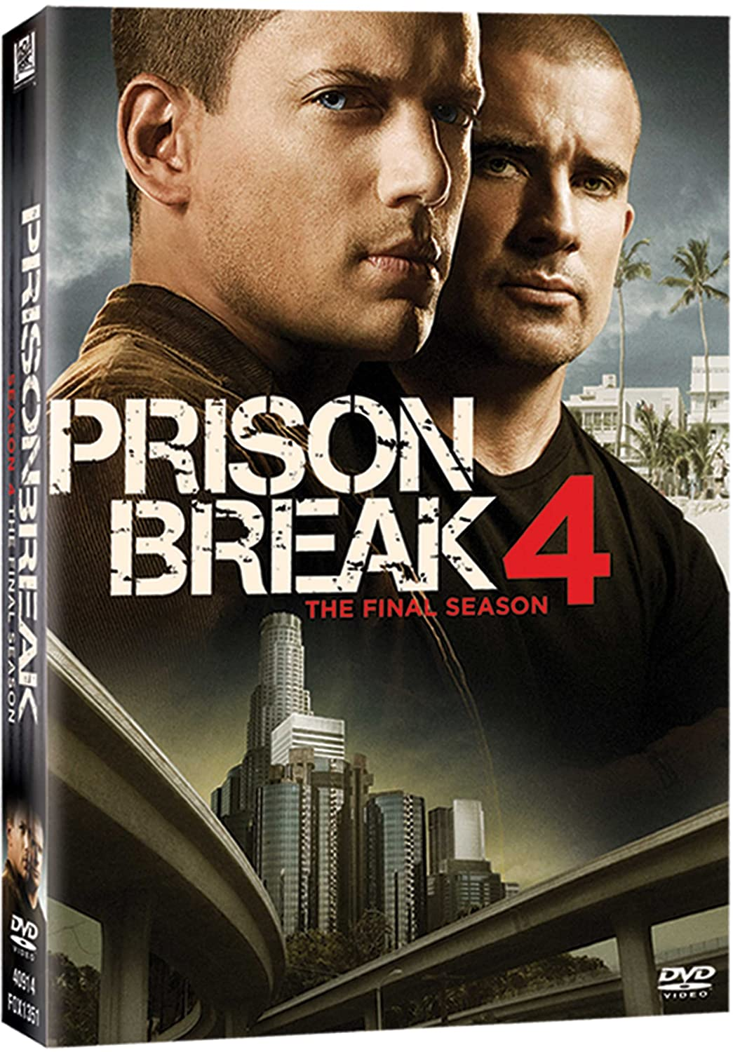 Amazonin Buy Prison Break Season 4 Dvd Blu Ray Online