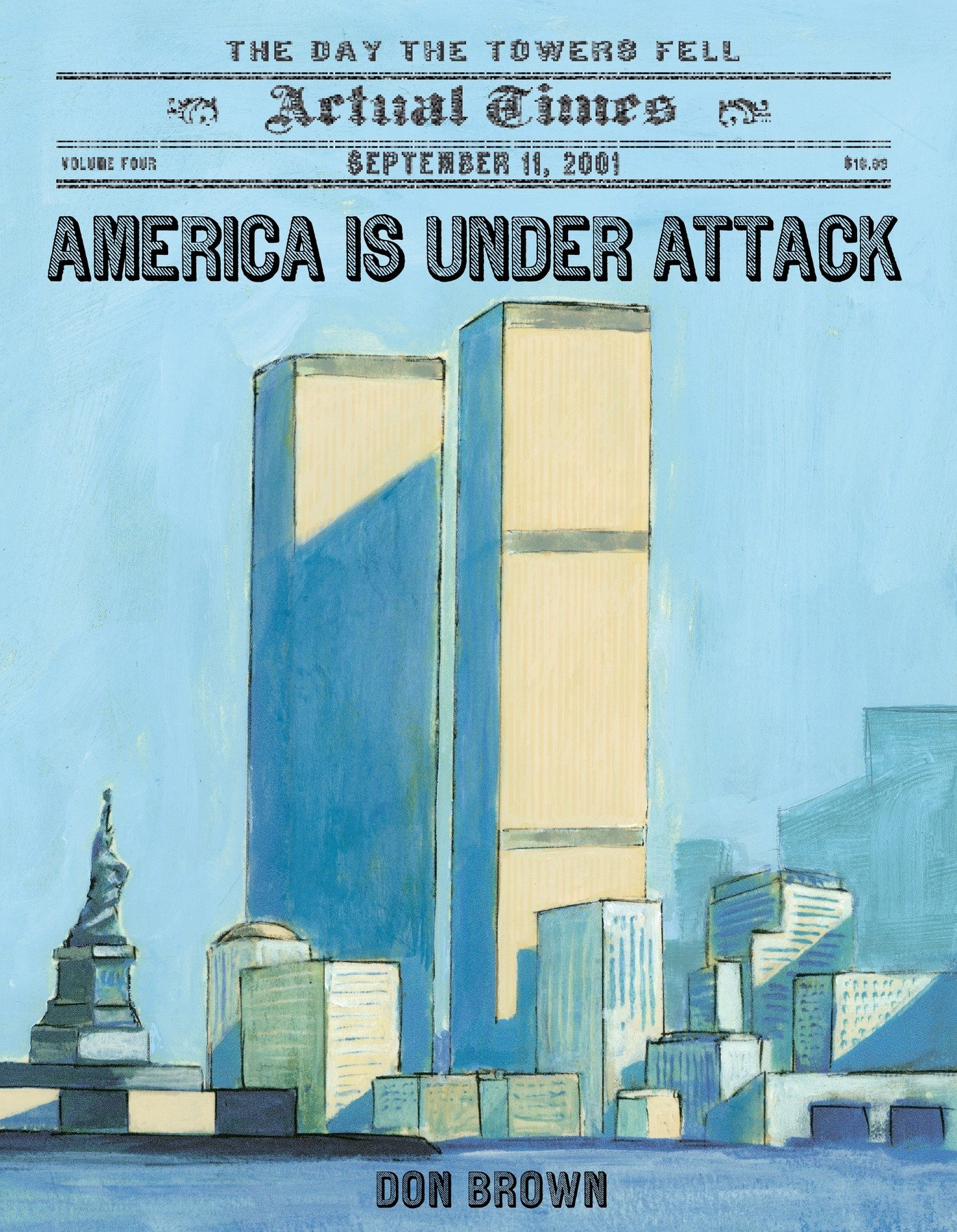 Amazon.com: America Is Under Attack: September 11, 2001: The Day ...