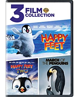 Happy Feet/Happy Feet 2/March of the Penguins (DVD) (Triple