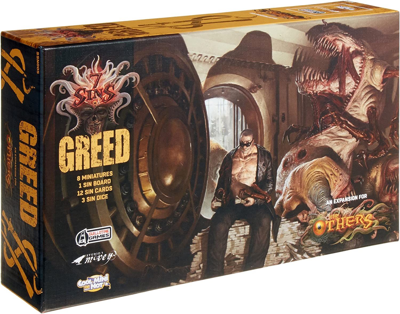 The Others: 7 Sins - Greed Expansion - English: Amazon.es: Juguetes y juegos