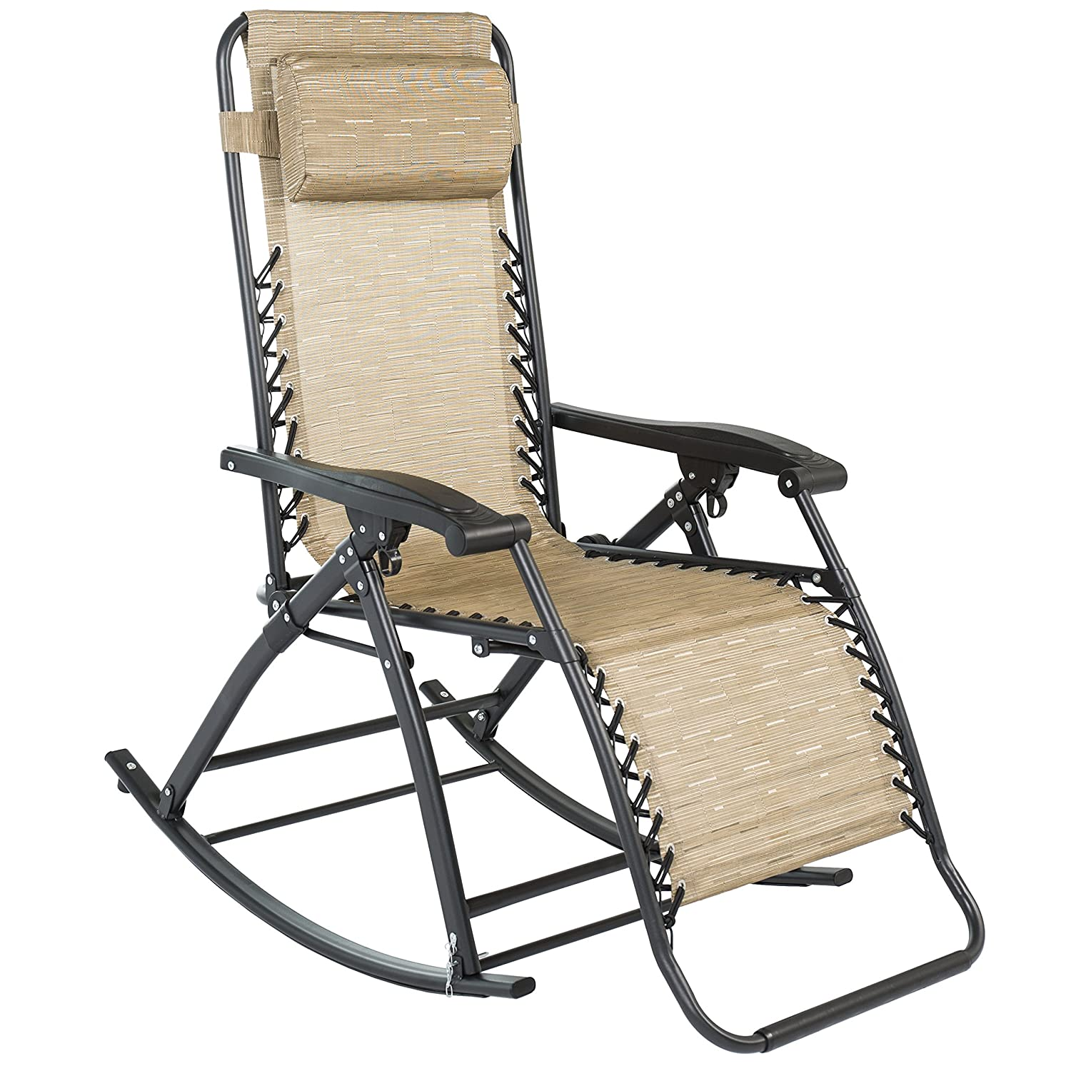 Amazon Best Choice Products Zero Gravity Rocking Chair