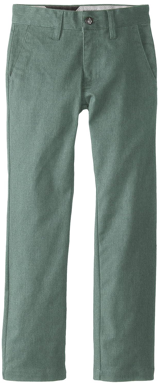 16c317be246 Amazon.com  Volcom Big Boys  Frickin Modern Stretch Chino Pant  Clothing