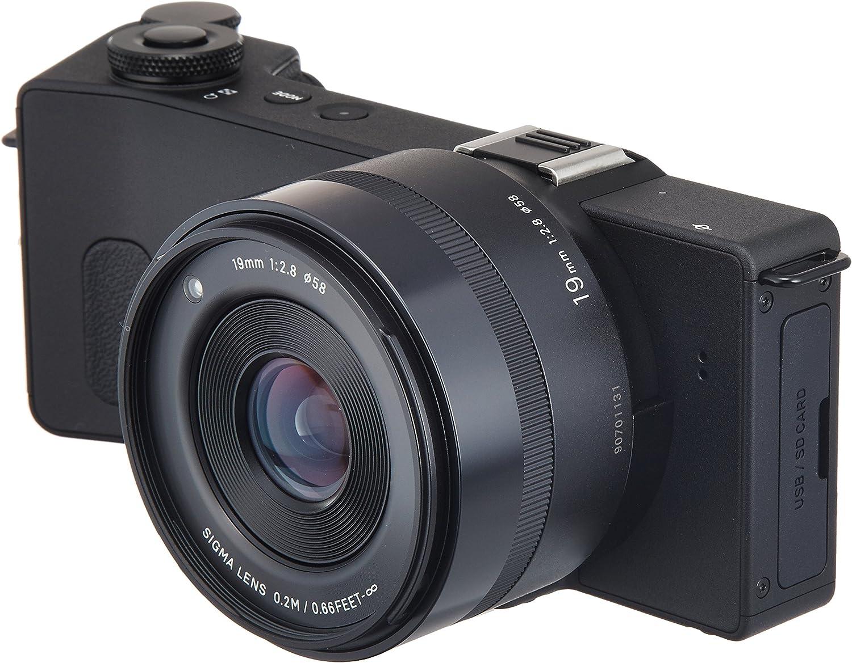 Sigma Dp1 Quattro Digitalkamera 3 Zoll Schwarz Kamera
