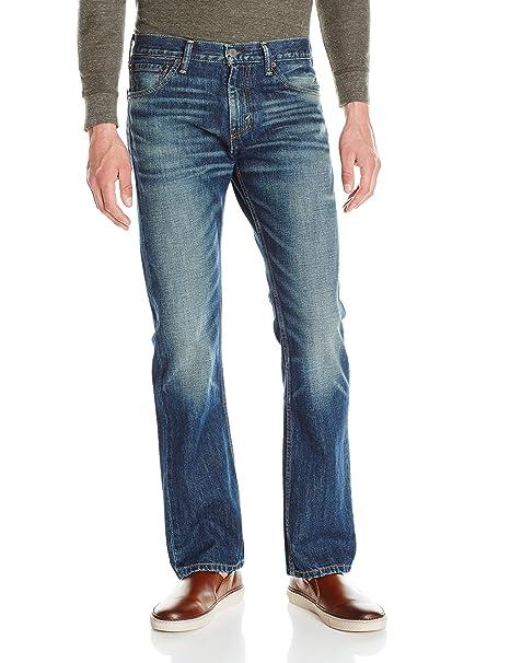 Levis 527 Slim Boot Cut Vaqueros Corte de Bota para Hombre