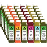 Raw Generation 7-Day Skinny Cleanse™- Healthiest Way to Lose Weight Quickly/100% Raw & Cold-Pressed Juices