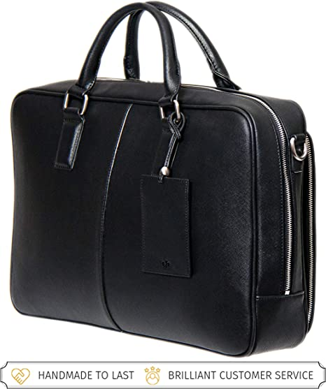 Brand Men Bags Business Briefcase Luxury Messenger Handbags Male Laptop Bag
