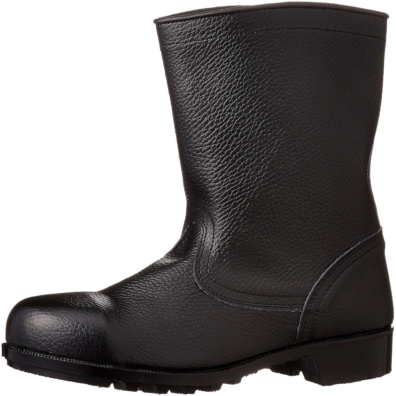 [エンゼル] 普通作業用安全靴 半長靴 AE311 AEシリーズ 6B088 B01LXQN6ED 24.0 cm|ブラック ブラック 24.0 cm