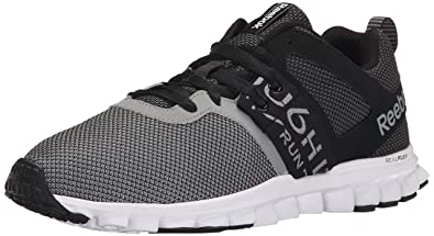 mens reebok real flex running shoes