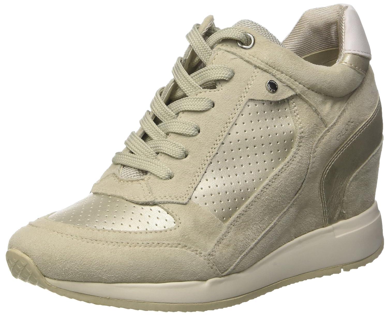 Geox D Nydame A, Zapatillas Altas para Mujer D540QA 0EW22 C4429