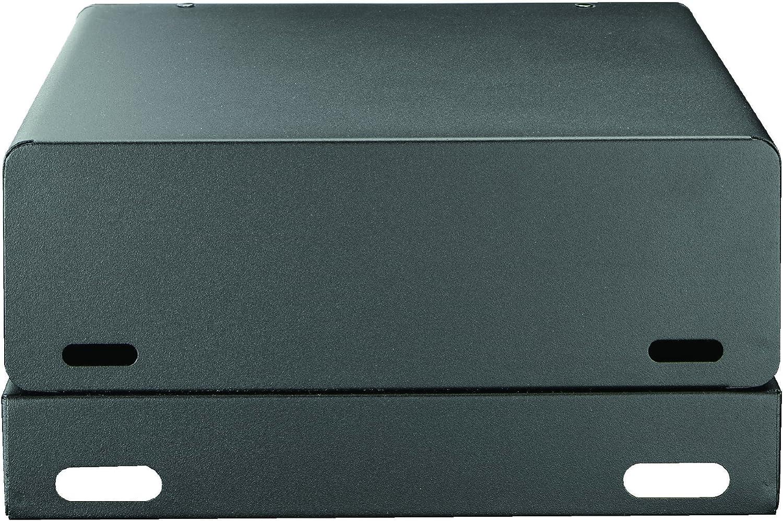Steelmaster LockIT support moniteur avec verrouillage de porte, Noir (264656004)