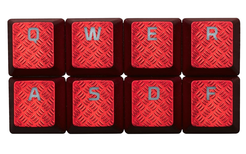 HyperX HXS-KBKC1 - Kit de actualización de teclas de juego FPS y MOBA, color rojo: Kingston: Amazon.es: Informática