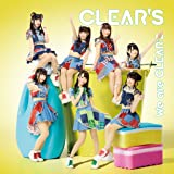 We are CLEAR'S(DVD付)